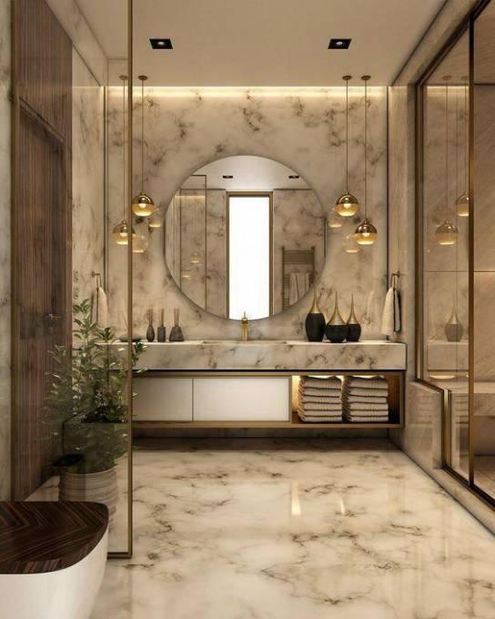 7راهکار برای زیباتر شدن حمام